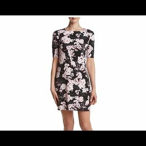 ruff hewn floral dress size small